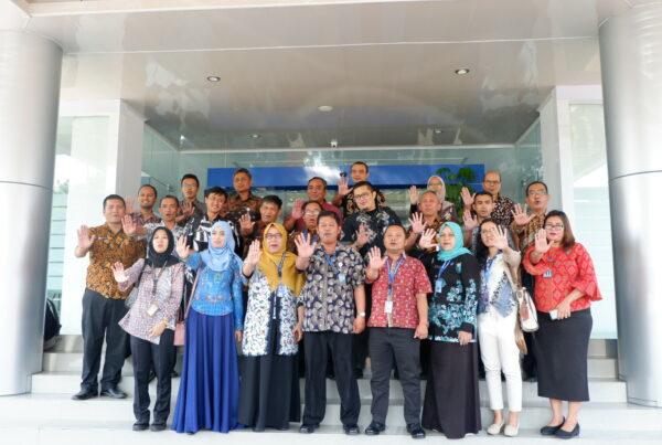 BNNP Jawa Barat Melaksanakan Rapat Sinergitas