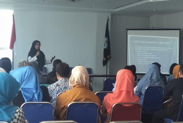 BNNP Jabar Workshop Rehabilitasi Bagi Penyalahguna Narkoba
