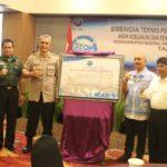 BNNP JABAR Mengadakan Kegiatan BIMTEK dan Penandatanganan ZI