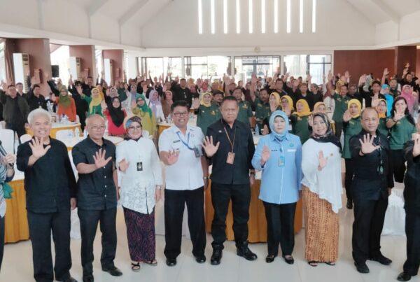 Peningkatan Peran Instansi Pemerintah Kota Bandung Dalam Program P4GN