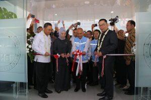 Peresmian Gedung BNNP Jawa Barat