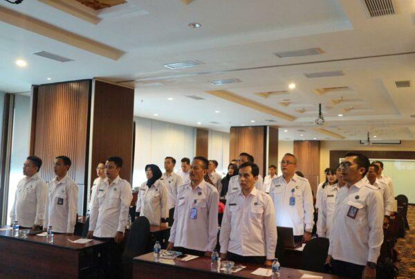 Rapat Penyusunan RKAS BNNP dan Satker BNNK