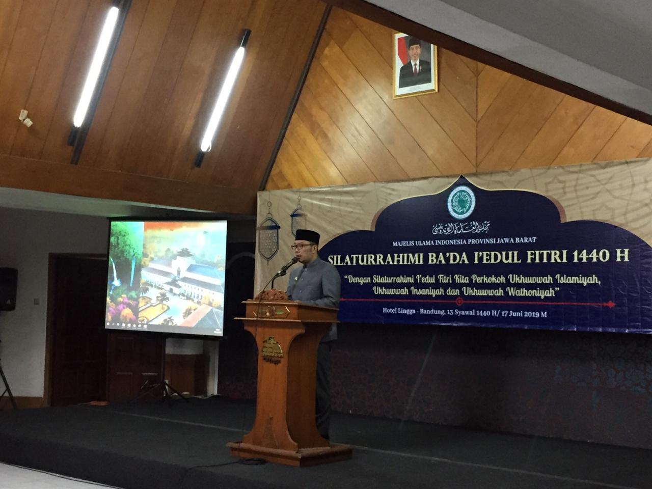 MUI Jabar BNNP Jalin Kerjasama