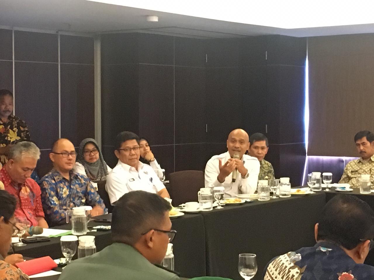 BNNP Jabar Bersama Instansi Pemerintah Laksanakan Rapat Koordinasi Terkait Pemberdayaan Masyarakat