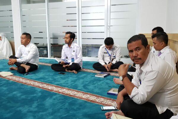 Kegiatan Ramadhan DKM ANNUR BNNP Jawa Barat