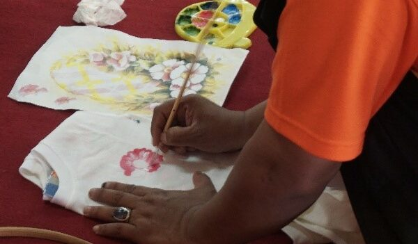 Peran Pemberdayaan Alternatif Dalam Program P4GN Melalui Sosialisasi Wirausaha Kreatif Seni Lukis
