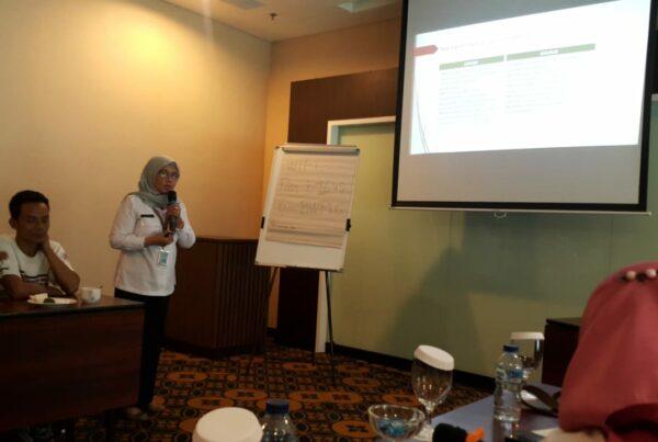 Bimbingan Teknis Peningkatan Kemampuan Petugas Pasca Rehabilitasi Dalam Rangka Pilot Project Agen Pemulihan