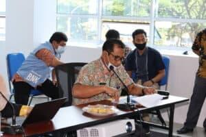 RAPAT SINERGITAS PROGRAM TAHUN ANGGARAN 2021 BNN KABUPATEN/KOTA WILAYAH BNNP JABAR