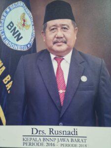 Kepala BNNP dari Masa Ke Masa