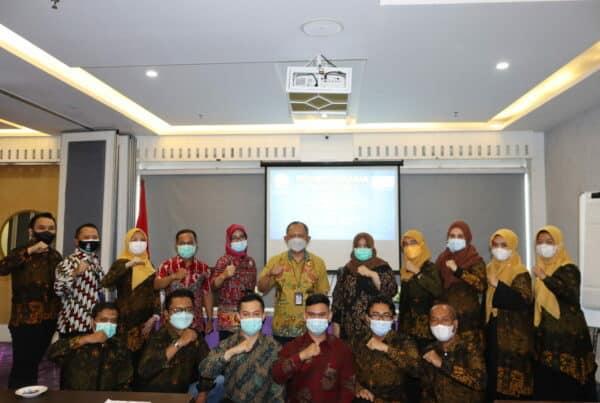 BENTUK PENGGIAT ANTI NARKOBA DI LINGKUNGAN ORGANISASI PROFESI, BNNP JAWA BARAT GAET IKATAN APOTEKER INDONESIA